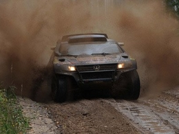 Silk Way Rally: Sainz prend le pouvoir