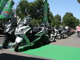 Caradisiac, partenaire du 1er  Printemps du Scooter et de la Moto à Paris ce week-end