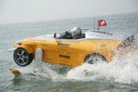 Rinspeed Splash : elle vole sur l'eau !