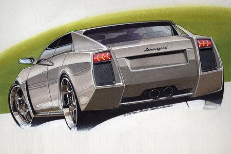 Rêvons (ou cauchemardons) avec un SUV Lamborghini