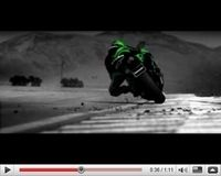 Vidéo Moto : Kawasaki ZX-6R 2009, film promotionnel