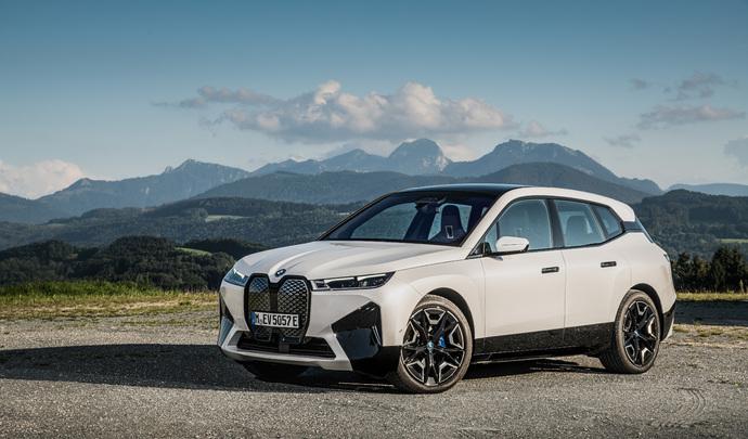 Essai vidéo - BMW iX : navire amiral électrique