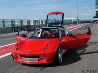 Photo du jour : Smart Roadster V6 bi-turbo