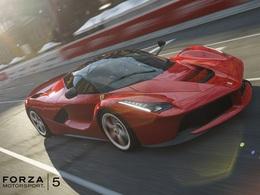 Forza 5 rend hommage à Ferrari