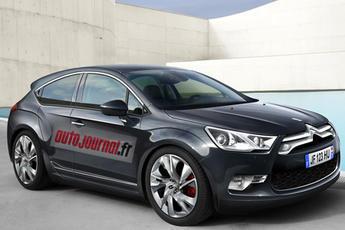 Future Citroën DS4: sera-t-elle ainsi?