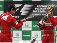 F1 : Ferrari réfléchirait au dépôt d'une plainte suite au dépassement sous drapeau jaune de Vettel