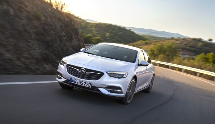 Opel Insignia : nouveau moteur essence de 200 ch