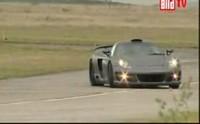 Vidéo : Gemballa Mirage GT vs Murcielago BF Performance, ça miaule...