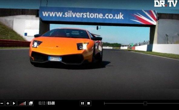 [vidéo] : en piste avec la Lamborghini Murcielago LP670-4 SV