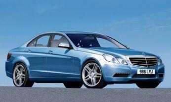 Future Mercedes Classe E : comme ça ?