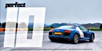 [vidéo] : Audi R8 V10 : track, drift & road