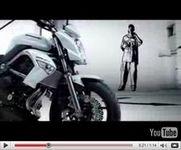 Vidéos Moto : Kawasaki Er-6n & Er-6f 2009, film promotionnel