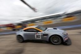 Hexis Racing engage à nouveau l'Aston Martin Vantage GT2