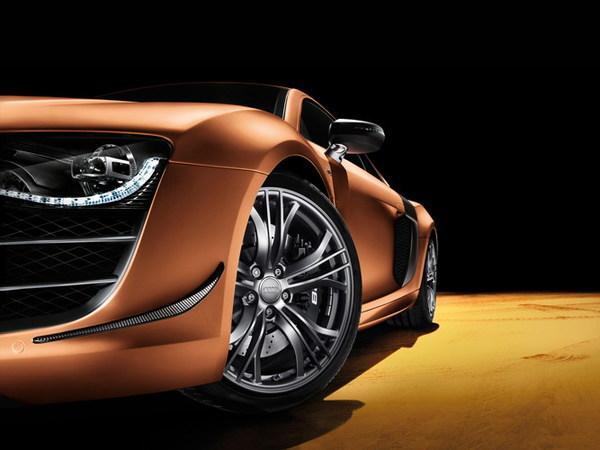 Audi R8 Limited Edition: pour le marché chinois
