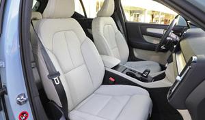 Volvo compte abandonner le cuir et passer aux matériaux durables