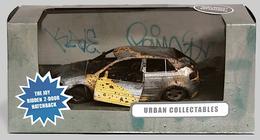 Pour Noël, offrez une miniature...vandalisée !