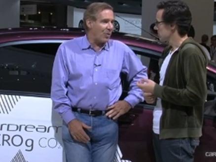 Mondial de l'Auto 2010 - Entretien avec Pierre-Noël Giraud, économiste, écrivain