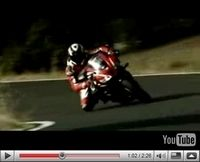 Vidéo Moto : Honda CBR 600RR 2009, film promotionnel