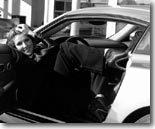 Céline Dion craque pour Daimler-Chrysler