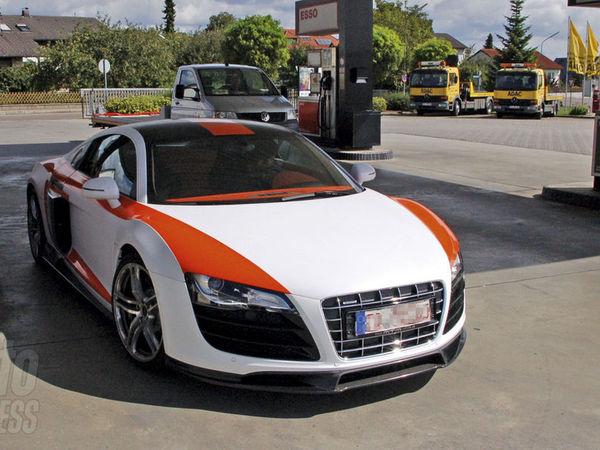 Une Audi R8 RS ou GT RS en préparation?