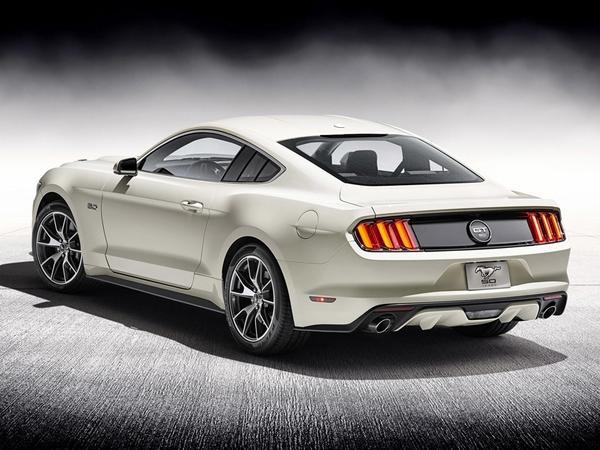 500 Ford Mustang bientôt disponibles en pré-commande
