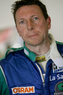[Le Mans 2009] Interview Christophe Tinseau (pilote Pescarolo)