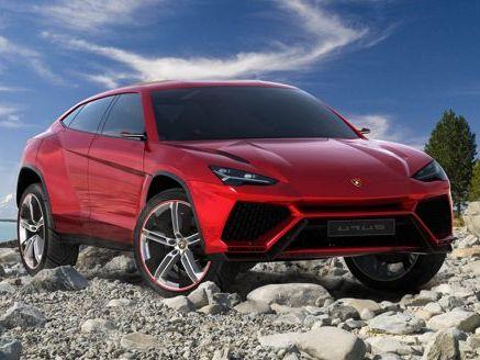 """Lamborghini Urus: """"pas avant 2017"""""""