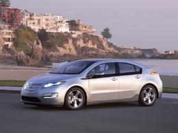 La Chevrolet Volt a définitivement convaincu aux Etats-Unis