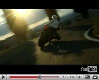 Vidéo Moto : Honda CBR 1000RR HRC 2009, film promotionnel