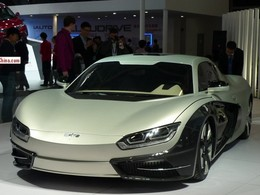 CH Auto Event: une proposition de sportive chinoise