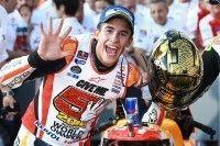 MotoGP - Motegi Course: victoire et titre pour Márquez