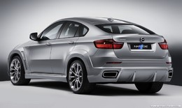 Hartge transforme ( encore ) le BMW X6