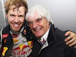 F1 : Bernie Ecclestone juge la polémique indigne de Ferrari, prêts à tout pour gagner