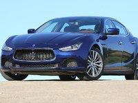 Maserati va présenter une Ghibli hybride