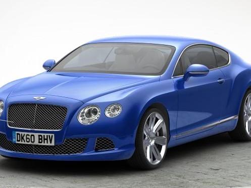 Mondial de Paris 2010 : Bentley Continental GT, vous pouvez déjà la configurer