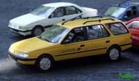 Miniature : 1/43ème - Peugeot 405 break