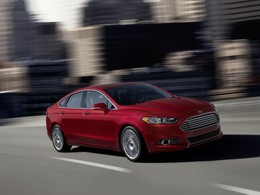 La Ford Fusion primée aux Etats-Unis pour sa gamme écologique