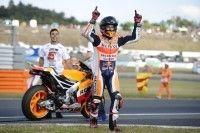 MotoGP - Motegi Course: Márquez bénit le cinq