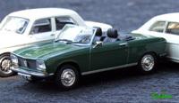 Miniature : 1/43ème - Peugeot cabriolet 304 S