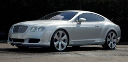Bentley Continental GT-S by Project Kahn: pour homme ?