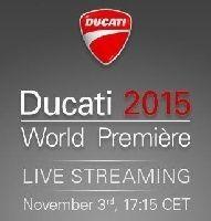 En direct de l'EICMA: les nouveautés Ducati seront à suivre de votre fauteuil !