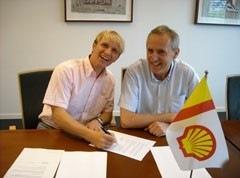 WRC : Shell soutiendra Petter Solberg