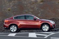 BMW X6: officiel!