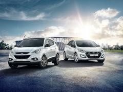 Hyundai ix35 et i30 Go! Brasil : pour les fans