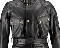 Belstaff Knockhill: le mythe version cuir
