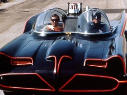 La première Batmobile aux enchères