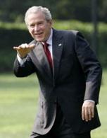 Bush : son plan contre le réchauffement climatique sent le réchauffé !