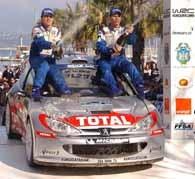 Rallye: Les Panizzi reviennent !
