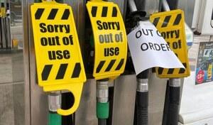 Pénurie de carburant : Angleterre cherche chauffeur livreur