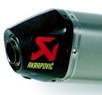 Slip-On Akrapovic pour la Yamaha YZF 450.